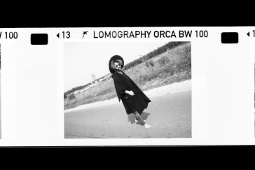 Pentax 110 Auto - Orca BW 100